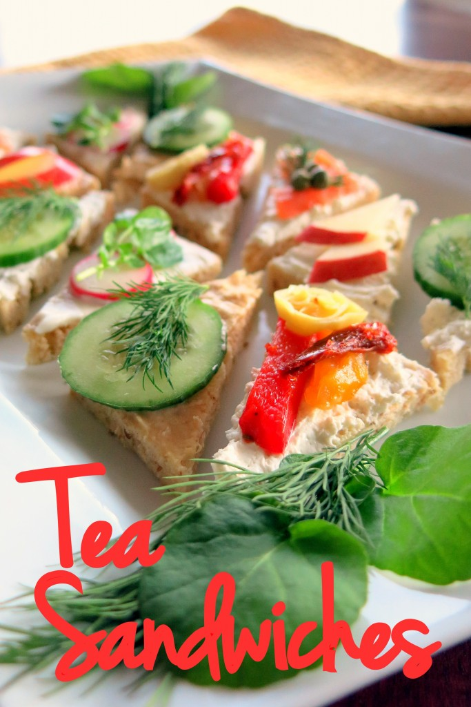 salmon and dill tea smoked salmon and dill dill tea sandwiches smoked ...