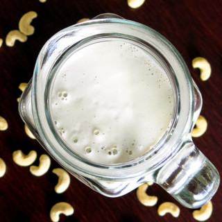 Cashew Cream (Vegan)