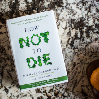 How Not to Die (Book Review + Giveaway!)